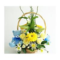 Gift Baskets/Boxes for New Baby flowers delivery - Flowers Auckland