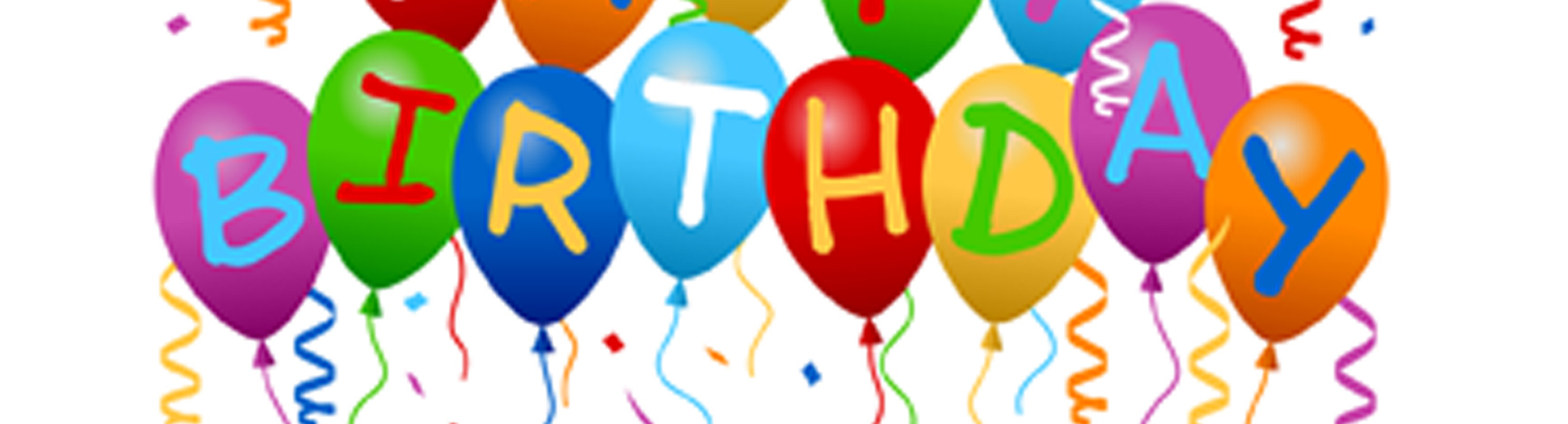 Happy Birthday Balloons Helium Air And Boxed