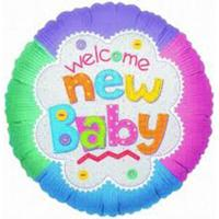 New Baby Balloons flowers delivery - Flowers Auckland