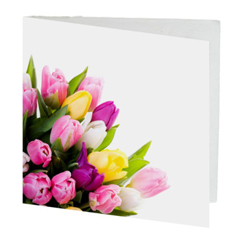 Tulip Gift Card flowers delivery - Flowers Auckland