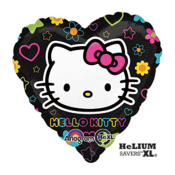 Hello Kitty Balloon flowers delivery - Flowers Auckland