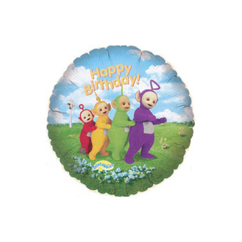 Teletubbies Happy Birthday flowers delivery - Flowers Auckland