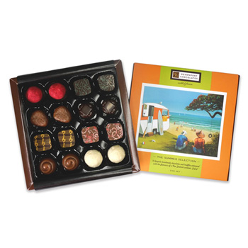 NZ handcrafted Chocolates at Flowers Auckland Florist flowers delivery - Flowers Auckland