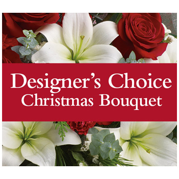 Xmas Florist Choice Bouquet, a simple way to choose flowers delivery - Flowers Auckland