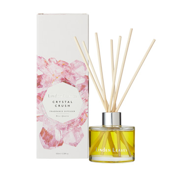 Lovely NZ made Rose Fragrance Diffuser delivered Auckland wide flowers delivery - Flowers Auckland