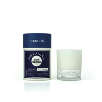 Quality Lavender Soy Candle at Flowers Auckland flowers delivery - Flowers Auckland