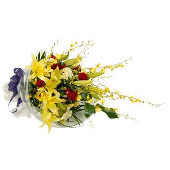 Sympathy sheath from Flowers Auckland, flower delivery flowers delivery - Flowers Auckland