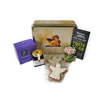 Gift Boxes, Baskets and Tins from Flowers Auckland flowers delivery - Flowers Auckland