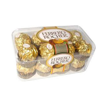 Ferrero Rocher Truffles 16 pce flowers delivery - Flowers Auckland