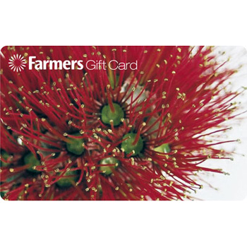 Farmers Shopping Voucher flowers delivery - Flowers Auckland