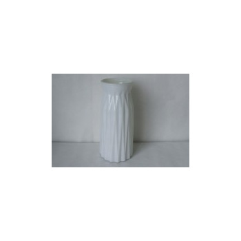 Frosted Glass Vase, perfect for long stem Flower delivery flowers delivery - Flowers Auckland
