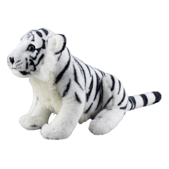 Crouching Tiger Soft Toy for all ages, delivered NZ wide flowers delivery - Flowers Auckland
