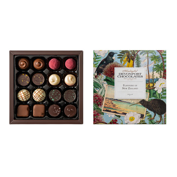 Handcrafted Chocolates with unique NZ Flavours, delicious flowers delivery - Flowers Auckland