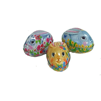 Cute Keepsake Bunny Tins flowers delivery - Flowers Auckland