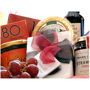 Gourmet food gift baskets and hampers delivered auckland wide from gourmet galore gift basket negle Image collections