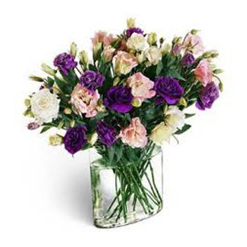 Long Lasting Lisianthus - flowers delivery from Flowers Auckland flowers delivery - Flowers Auckland