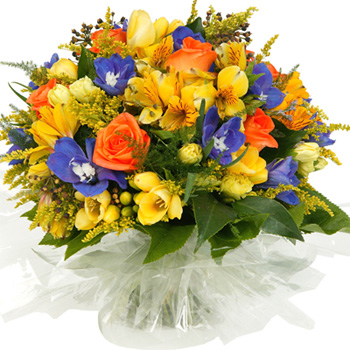 Old Treasures with favourite flowers for Auckland delivery flowers delivery - Flowers Auckland