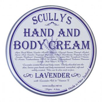 New Zealand made Lavender Hand and Body Cream - flowers delivery Auckland flowers delivery - Flowers Auckland