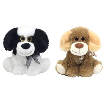 Very Cute Soft Toys, including Buffy the Dog, at Flowers Auckland flowers delivery - Flowers Auckland