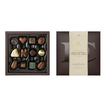 Luxurious NZ made Chocolates for delivery NZ wide flowers delivery - Flowers Auckland