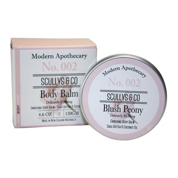 Beautifully nourishing Peony Body Balm for delivery NZ wide from Flowers Auckland flowers delivery - Flowers Auckland