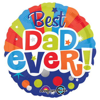 Fun Balloons for your Best Dad, Auckland Flowers Delivery flowers delivery - Flowers Auckland