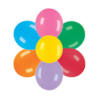 Latex Helium Balloons flowers delivery - Flowers Auckland
