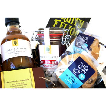Gluten free gourmet food gift baskets and hampers flowers nz made gluten free treats at flowers auckland flowers delivery flowers delivery flowers auckland negle Choice Image